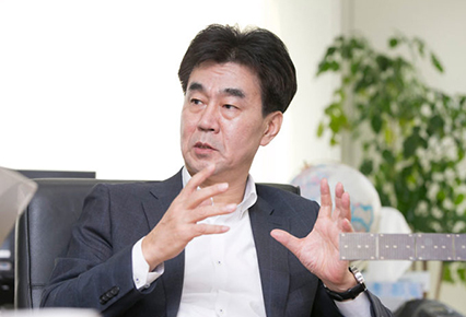 Interview : CEO of KT SAT on global ambitions, future tech